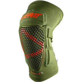Leatt AirFlex Pro Knee Guard forest